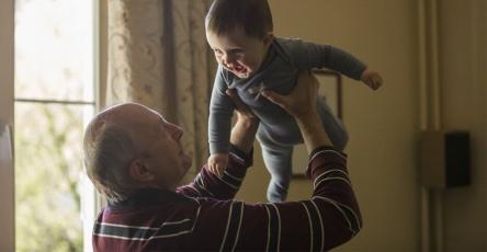 How to Let Go Of Your Grandchildren