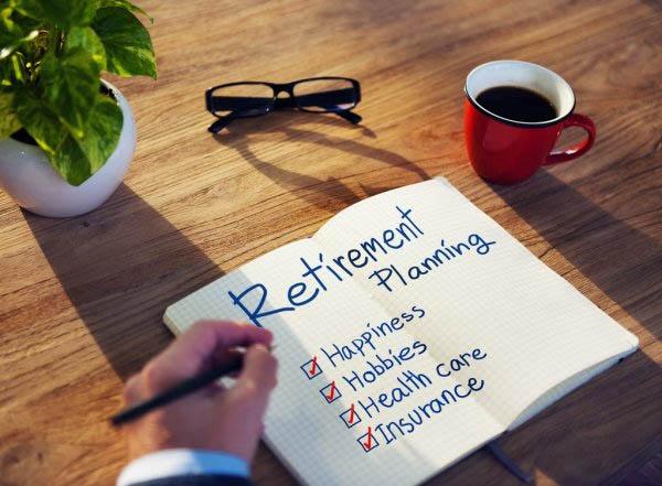 plan for retirement